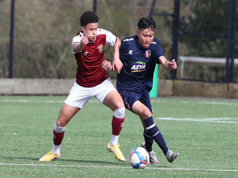 FCV EXCEL IN FIRST MATCH BACK