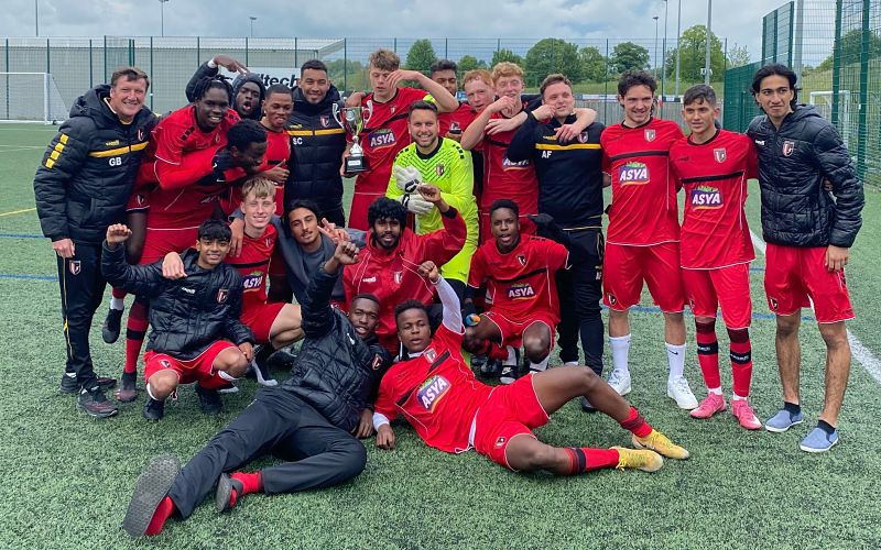 FCV Academy win the Inaugural Invitational Cup!