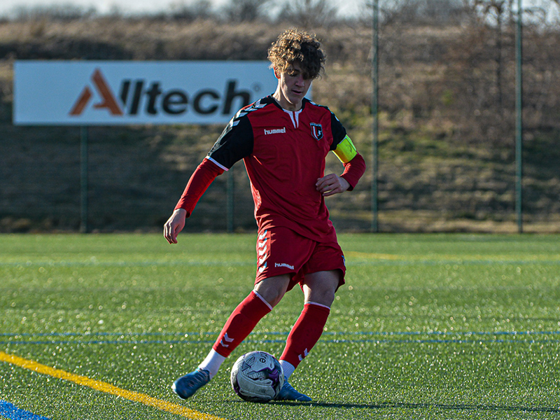 FCV Academy student impresses during trial with professional club
