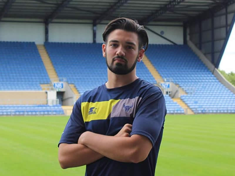 FCV scholar Brandon Taverner joins Oxford United